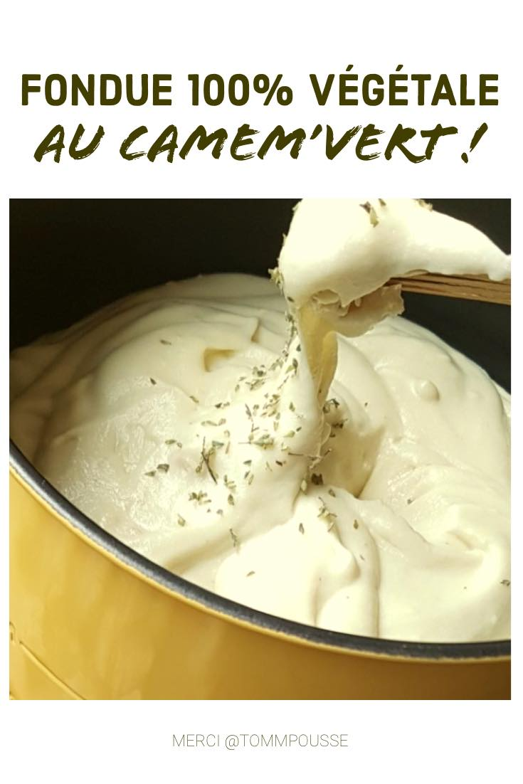 You are currently viewing Fondue au CamemVert